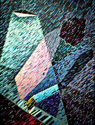 Painting - Jazz #16 by Alfredo Gonzalez