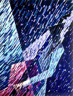 Painting - Jazz #18 by Alfredo Gonzalez