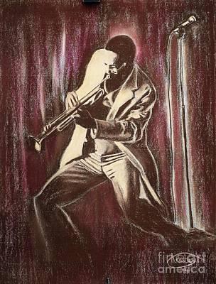Painting - Jazz by Anastasis  Anastasi