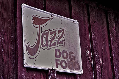 Jazz Dog Food Hdr Original