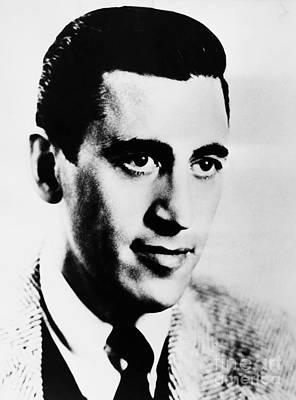 J.d. Salinger (1919-2010) Art Print by Granger