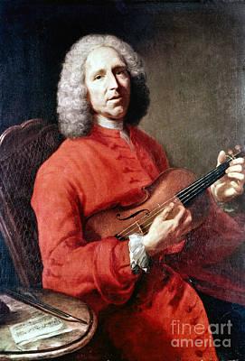 Jean Philippe Rameau Print by Granger