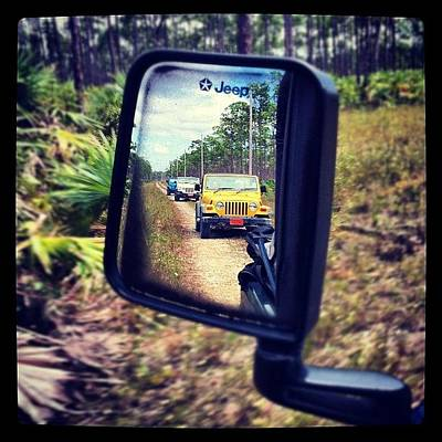 Off Road Photograph - Jeep Excursion by Gilberto Bernal