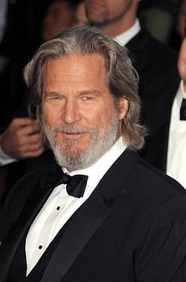 The 83rd Academy Awards Oscars - Arrivals Part 1 Photograph - Jeff Bridges At Arrivals For The 83rd by Everett