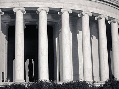 Photograph - Jefferson Memorial by Julie Niemela
