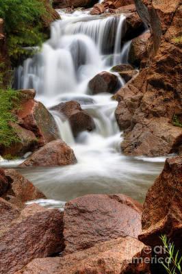 Photograph - Jemez Springs by Eddie Yerkish