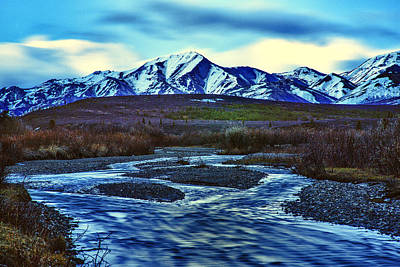 Photograph - Jenny Creek Dawn by Rick Berk