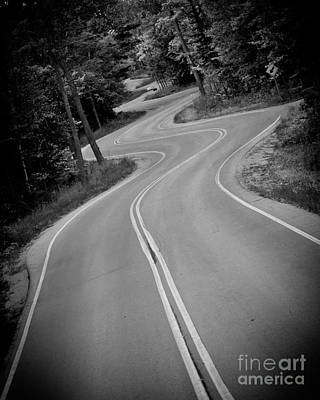 Photograph - Jensen's Road by Mark David Zahn