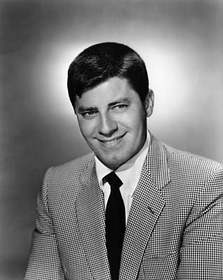 Jerry Lewis, Ca. Late 1950s Art Print by Everett