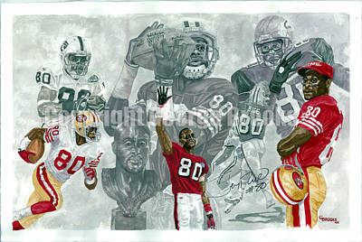 Jerry Rice - Hall Of Fame Collection Original