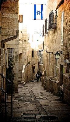 Photograph - Jerusalem by Elizabeth Marks