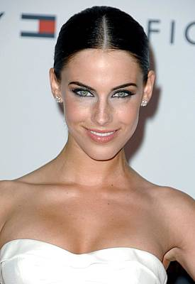 Jessica Lowndes At Arrivals For 17th Art Print