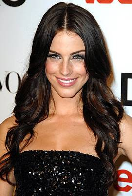 Jessica Lowndes At Arrivals For Seventh Art Print