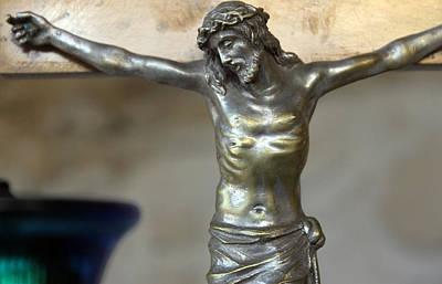 Jesus At Shepherds Fields Original
