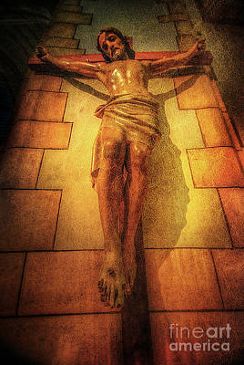 Photograph - Jesus Christ by Yhun Suarez