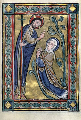 Jesus: Resurrection Art Print