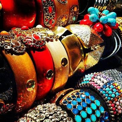 Jewelry Wall Art - Photograph - Jewels by Camera Hacker