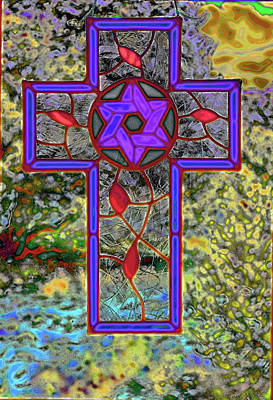 Digital Art - Jewish Messiah by Charles Muhle