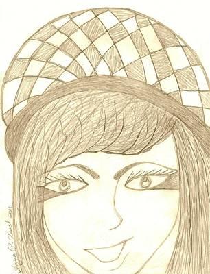 Jezebel   Art Print by Shayna  Keach
