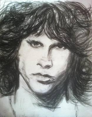 Jim Morrison  Original by Gerald Hubert