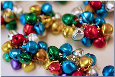 Photograph - Jingle Bells by Chris Anderson