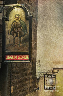 Photograph - Jinglin' Geordie by Marion Galt