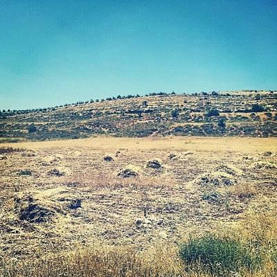 Instago Photograph - #jo #jordan #amman #airportroad by Abdelrahman Alawwad