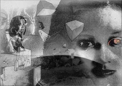 Photograph - Jo Ramos 1982 by Glenn Bautista