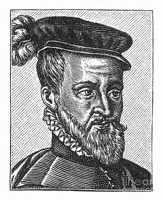 Joachim Du Bellay Art Print by Granger