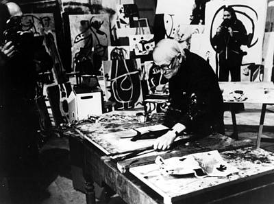 Joan Miro, 1970s Print by Everett