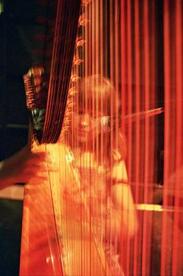 Photograph - Joanna Newsom by Gary Smith