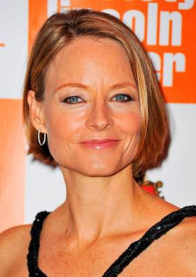Alice Tully Hall At Lincoln Center Photograph - Jodie Foster At Arrivals For Carnage by Everett