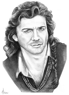 Joe Lando Original by Murphy Elliott