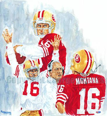 Joe Montana - The Great Champion Original