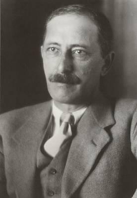 Joel Elias Spingarn 1875-1939, Jewish Art Print