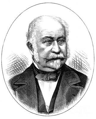 John A. Sutter (1803-1880) Art Print