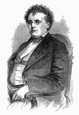 John Albion Andrew Art Print by Granger