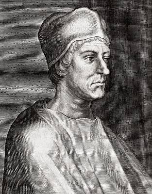 John Colet, English Humanist Art Print
