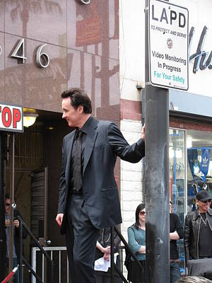 Cusack Photograph - John Cusack by Paul Quesnell
