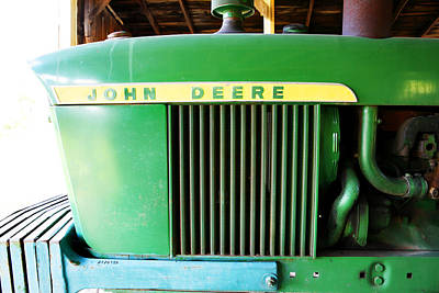 Photograph - John Deere by Marilyn Hunt