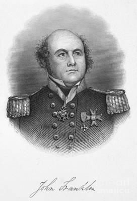 John Franklin (1786-1847) Art Print by Granger