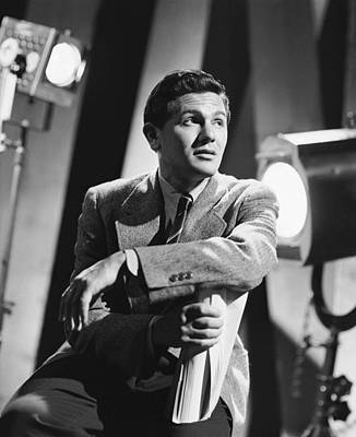 John Garfield, No Date Art Print by Everett