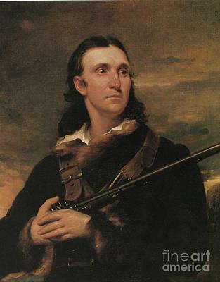 John James Audubon, French-american Art Print by Photo Researchers