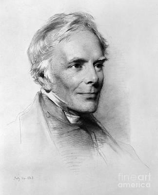 Clergy Photograph - John Keble (1792-1866) by Granger