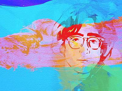 John Lennon Wall Art - Painting - John Lennon by Naxart Studio