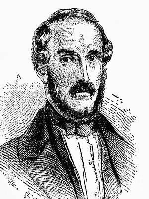 John Lloyd Stephens Art Print by Granger