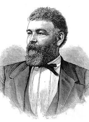 Morrissey Photograph - John Morrissey (1831-1878) by Granger