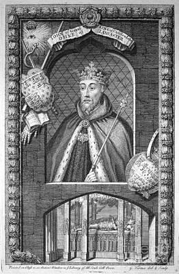 John Of Gaunt (1340-1399) Art Print