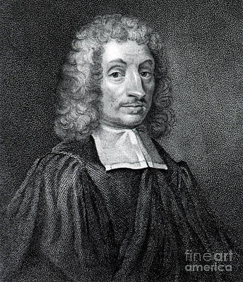 John Ray, Father Of English Natural Print by Science Source