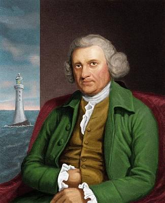 1759 Photograph - John Smeaton, English Engineer by Maria Platt-evans